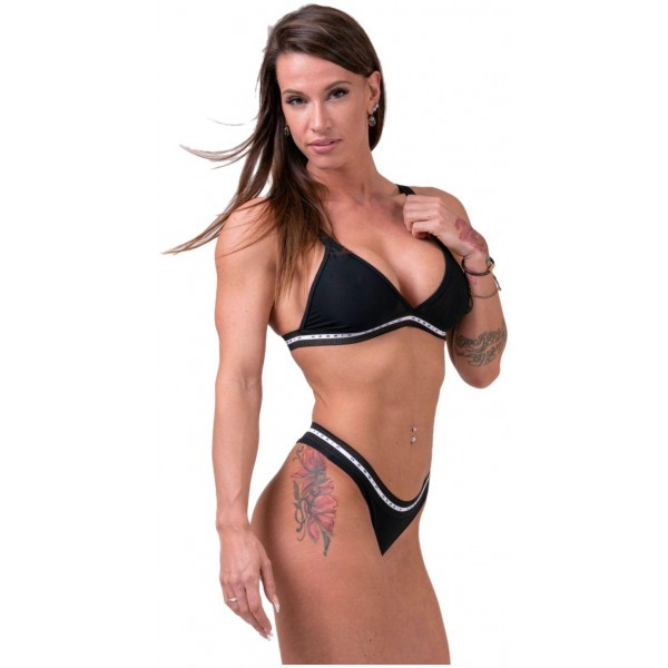 Дамски спортен сутиен NEBBIA Triangle bra