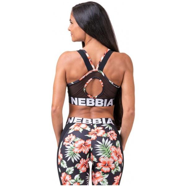 Спортно бюстие NEBBIA Aloha Babe