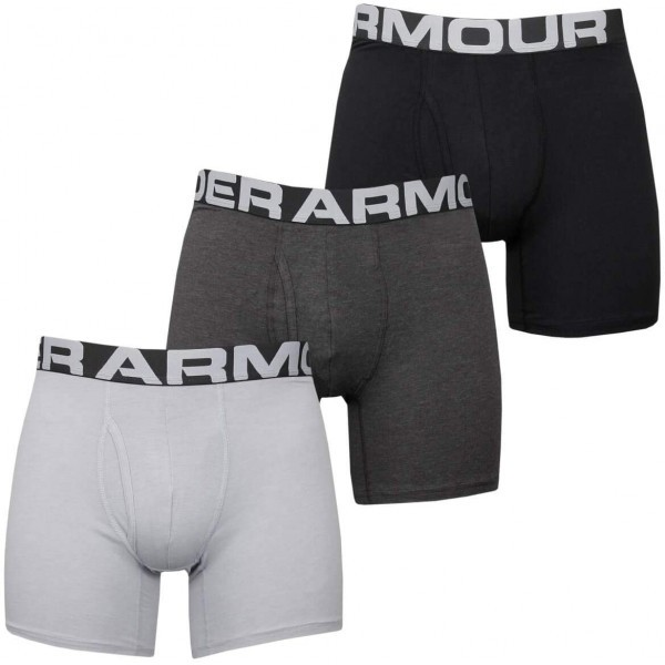 Мъжки боксерки Under Armour Charged Cotton® Boxerjock® – комплект 3бр.