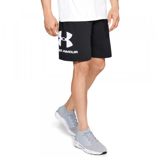 Мъжки шорти Under Armour Sportstyle Cotton Graphic