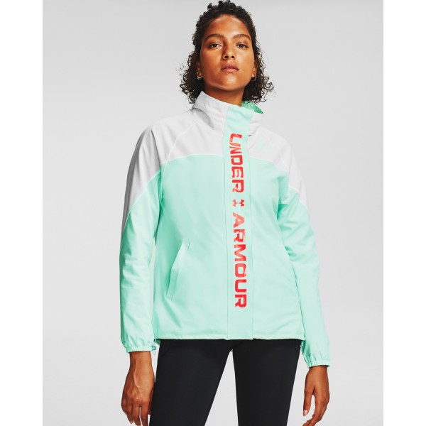 Дамско яке Under Armour RECOVER WOVEN CB JACKET