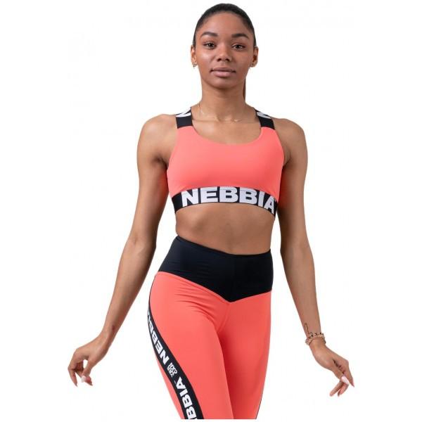 Спортно бюстие NEBBIA Hero iconic