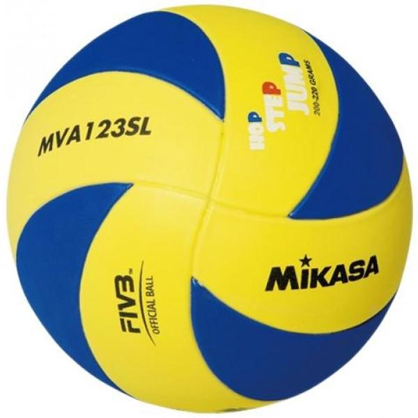 Волейболна детска топка Mikasa MVA123SL
