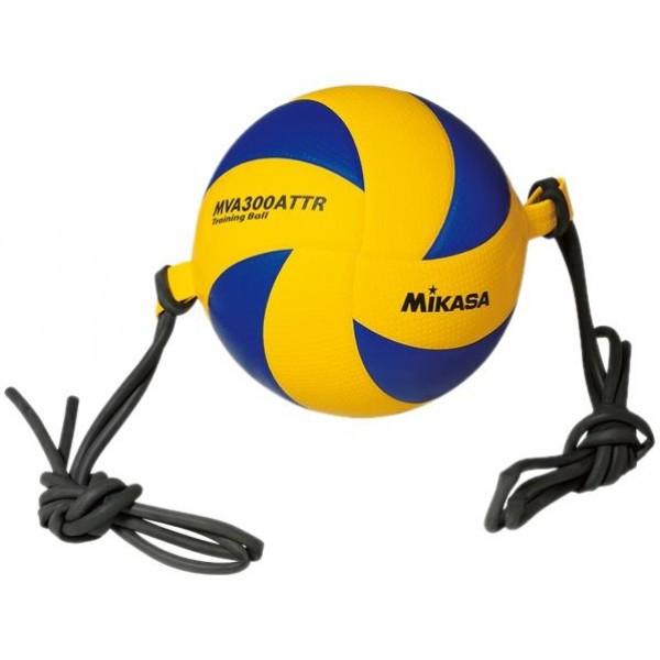 Волейболна тренировъчна топка Mikasa MVA300ATTR