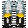 Мъжки  спортни обувки ASICS GEL-NANDI OG 1021A315.101